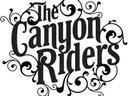 The Canyon Riders - Script Logo