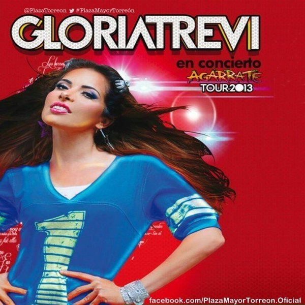 Gloria Trevi Vestida De Azúcar By Plaza Mayor Torreon