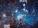 """Dan Devine """"Home"""" full-length physical cd cover"""