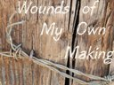 Wounds of My Own Making - Album Cover