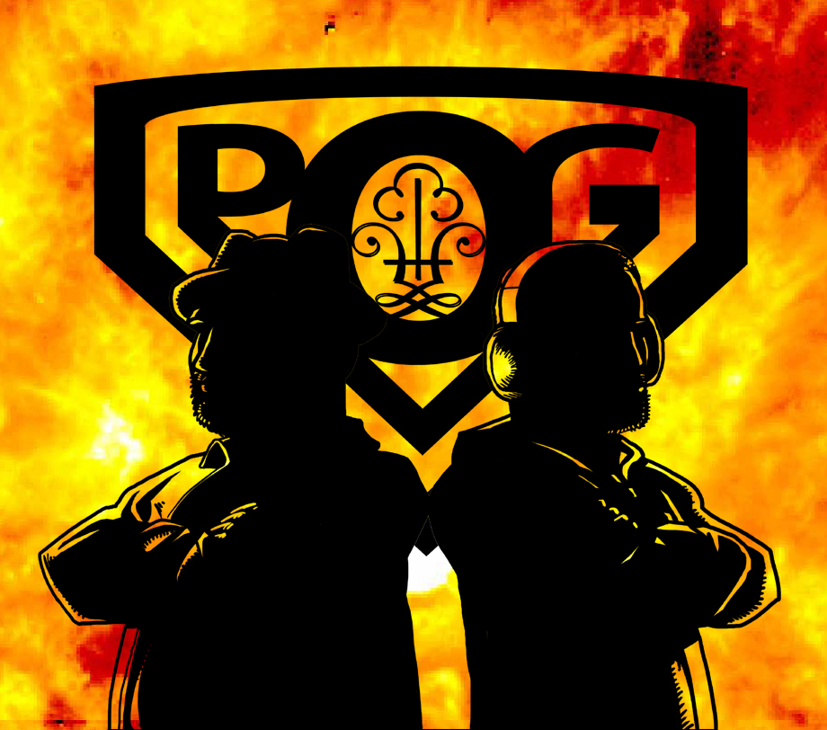 P.O.G - The Paragons Of Goodness, Stormtroopers Of Soul!