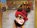 Cover Model & Interview Subject in Issue #6 of Gearhearts Steampunk Glamour Revue