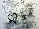 by Ren and Stimpy creator Bob Camp