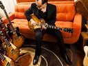 Bonamassa and his guitars