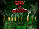 Smoked Out single cover made for the signed Brick Squad artist City Of Sleep.