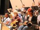 Students at JHO Jazz Workshop, Nov. 2011