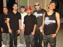 The Congregation and Colby O'Donis in Boyle Heights.