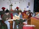 The Glory Singers! Adam K., Janet H. and Joe H.