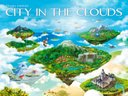 City in the Clouds ~ Album Cover