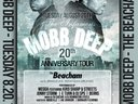 Opening up for Mobb Deep on August 20th at The Beacham