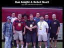 Dan Knight & Rebelheart band with Black Hawk
