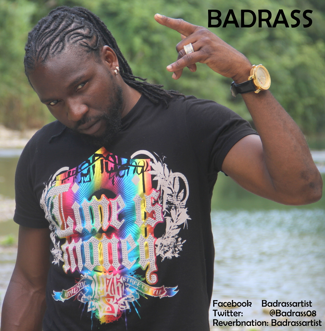 Black t shirt reverbnation - Black T Shirt Reverbnation 57