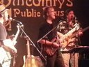 Rocking the home turf at McGinty's in Silver Spring
