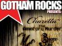 Gotham Rocks 5 Year Anniversary Flier