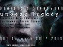 """""""Undead Legacy"""" Out October 28th, 2013 through NoiseHead Records (AT)"""