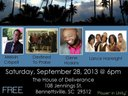Power In Unity Tour - Bennettsville, SC 9.28.13