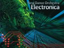 """New Dance Orchestra: """"Electronica"""" album cover"""