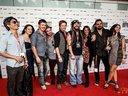 "2013 Australian Independent Music Awards Red Carpet ""Family Cornstalk"""