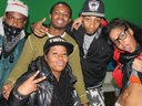 @yteeymg @leakbanga chilling with crew X, Vegas & Paully Starz