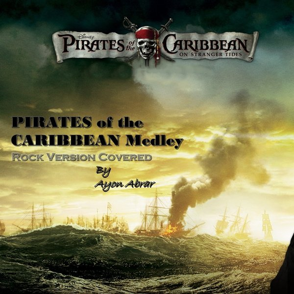 Pirates of the Caribbean-Theme Song(Medley) - Rock Version