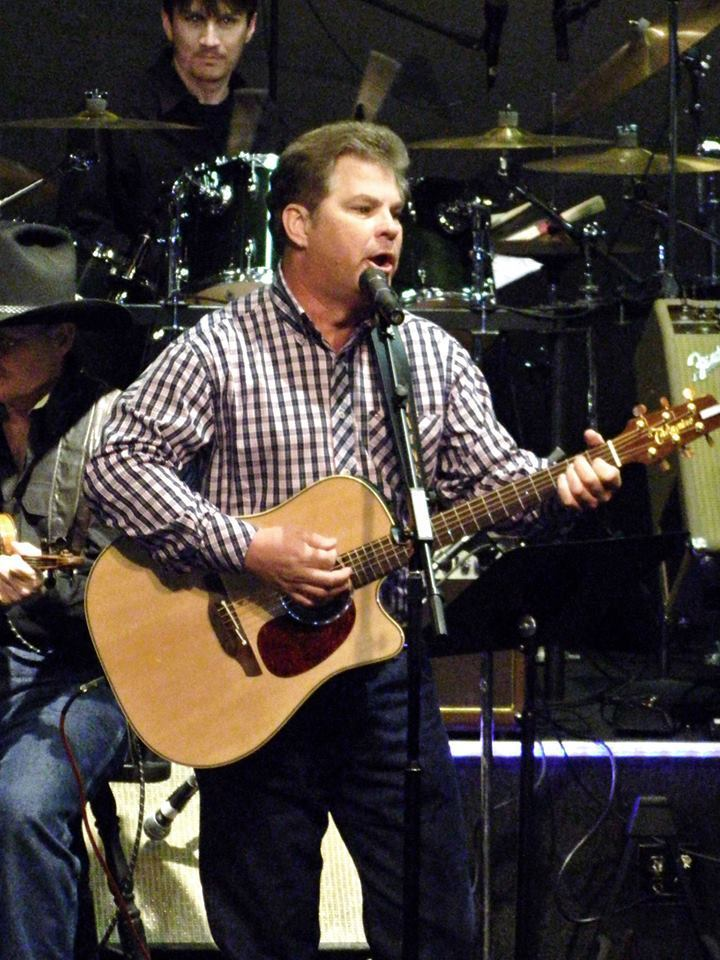 Dwayne Langston @ Gilley's Family Opry Jan 10th