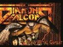 Diamond Falcon - Heavy Metal Combat album cover artwork snippet