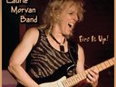 Fire It Up - CD cover - Laurie Morvan Band