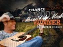"""Chance McKinney - CMT's #1 """"un-signed"""" artist in the Nation!"""
