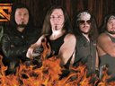 R!otrat (Bass), Savage (Guitars), Weazzel (Vocals), Hurricane (Guitars), Supreme (Drums)