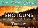 Thursday Nite @ Shotguns in ATX
