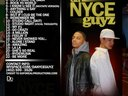 Freshman Year/Thought U Knew mixtape back cover