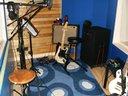 My Gear at Blue Bear Studios in Feb 09