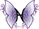 My Logo!!  Can you see my initials in the center???!!