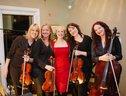 Erin Ivey and Tosca String Quartet