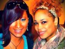 T-Boz & I.. Sooo much love for this Laidee!! #Boss :)