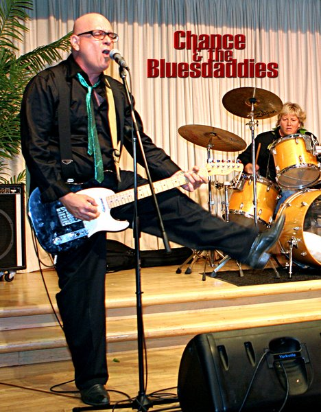 Playing at the Hawaii Music Awards 2007