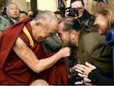 Phil Void with HH the Dalai Lama