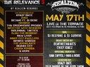 The Relevance 3! Going Down On May 17th 2014!