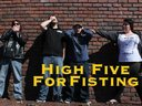 High Five For Fisting