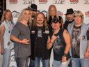 Playing Black Oak Amp with Lynyrd Skynyrd, Black Stone Cherry, and Hinder