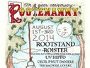 10th Anniversary Rootenanny Aug. 1st-3rd