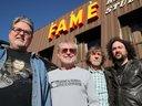 Larry Byrom, David Hood, Spooner Oldham, Justin Holder
