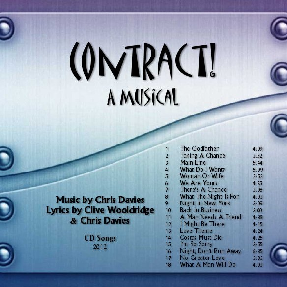 Contract Medley Lo Fi By Chris Davies Reverbnation
