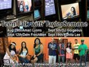 TeenTalk with TaylorSemone every Friday on Charter Channel 80 statewide