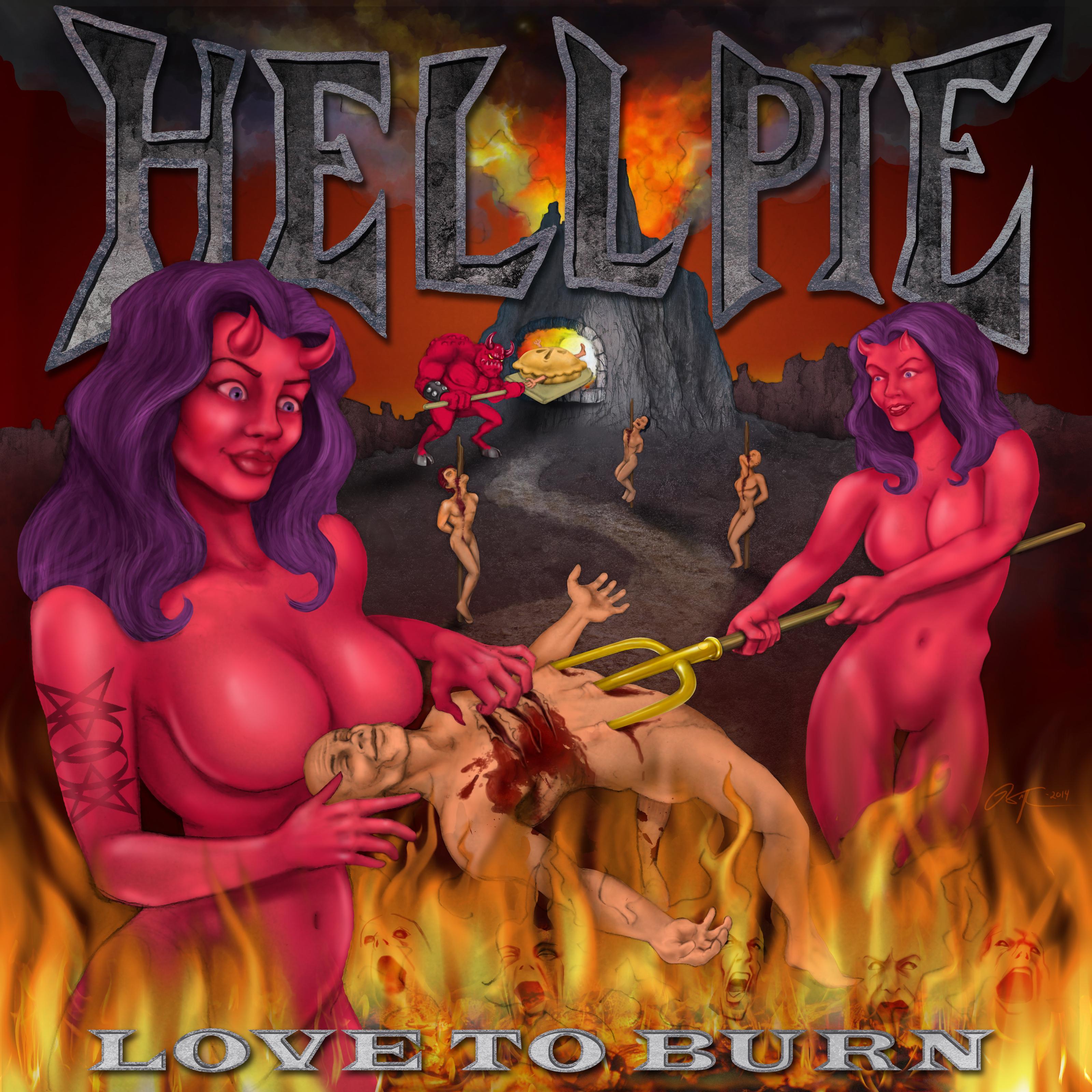 Love To Burn CD Oct 2014