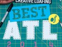 MEN IN BLUES!  ... Creative Loafing  Reader's Choice Awards in 3 categories for 2014 !!