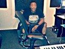 FantanaReDd In Bao Pham's studio Mixology this guy is legendary follow him on IG @classichiphop
