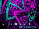 """Reely Jiggered """"Kaleidoscope"""" album cover"""