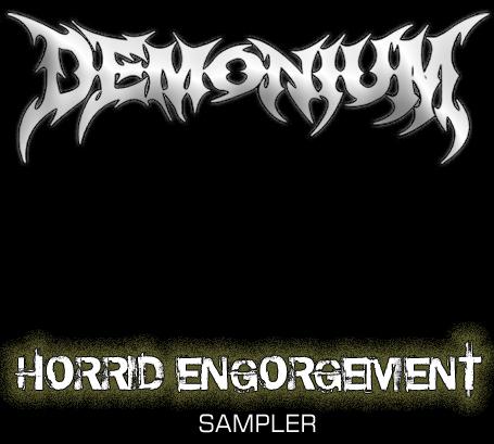 Demonium Manga