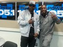 Me N Dj Self Power 105.1 NYC
